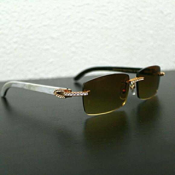 379da0315e3 Custom Cartier Diamond Sunglasses. M 5c7260783e0caaaee898d64b.  M 5c7260606a0bb7201b0489e2. M 5c726096e944ba8867e59068.  M 5c7260cc2beb790091ce92b6